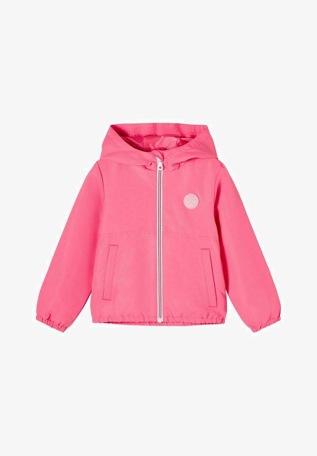NMNMIZAN CAMP - Light jacket - pink