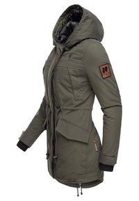 Navahoo - Winter coat - grey - 3
