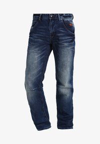 Cars Jeans - YARETH - Straight leg jeans - dark washed - 4