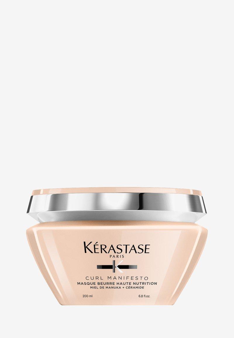 KÉRASTASE - CURL MANIFESTO MASQUE BEURRE HAUTE NUTRITION - Masque pour les cheveux - -