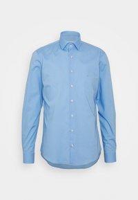Calvin Klein Tailored - STRETCH SLIM SHIRT - Formal shirt - blue - 0