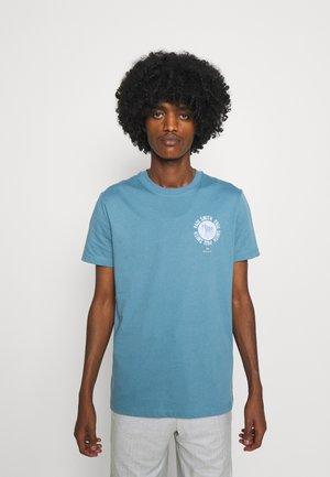 EXCLUSIVE ZEBRA - T-Shirt print - teal