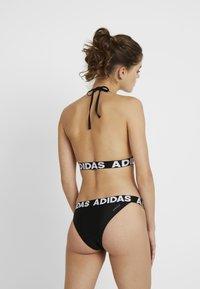 adidas Performance - NECKHOLDER SET - Bikiny - black - 2