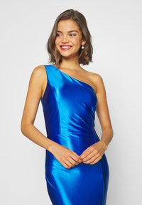 WAL G. - ONE SHOULDER MAXI DRESS - Occasion wear - electric blue