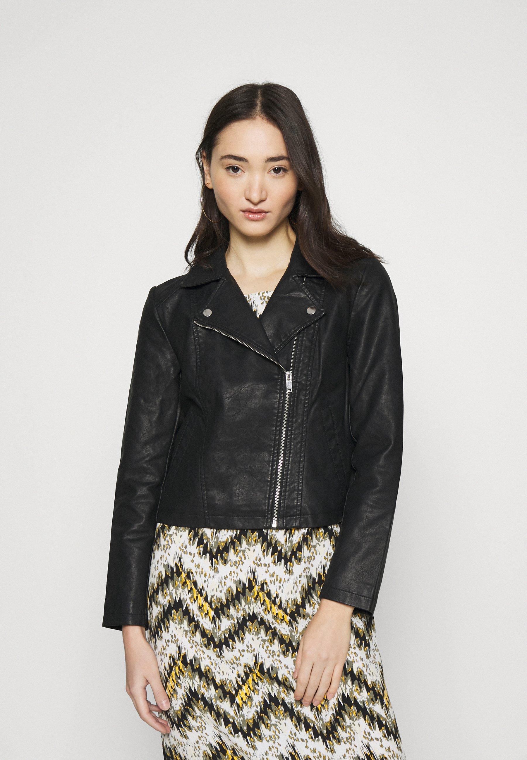 Women JDYSIMBA  - Faux leather jacket