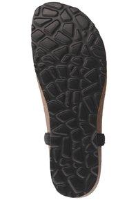IGI&CO - T-bar sandals - nero - 4