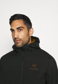 Arc'teryx - ATOM LT HOODY MEN'S - Giacca outdoor - black - 3