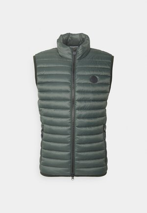 VEST REGULAR FIT - Vesta - mangrove
