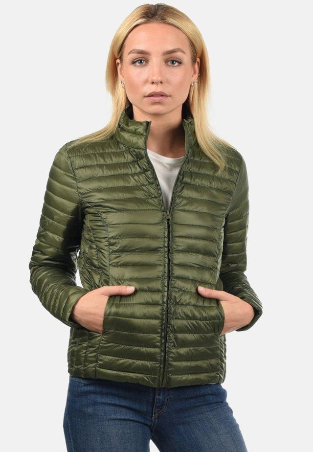 BRITTA - Light jacket - olive