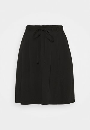 VIVERO SKIRT - Mini skirt - black