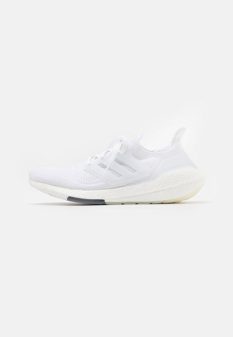 adidas Performance - ULTRABOOST 21 - Neutral running shoes - footwear white/grey three