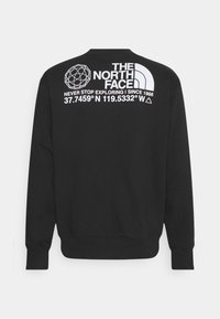 The North Face - COORDINATES CREW - Sweatshirt - black - 1