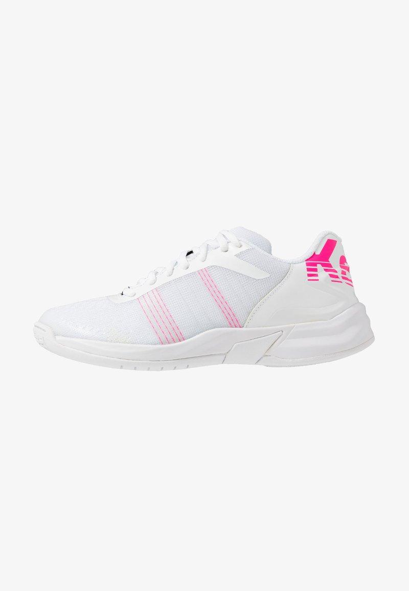 Kempa - ATTACK CONTENDER WOMEN - Käsipallokengät - white/pink