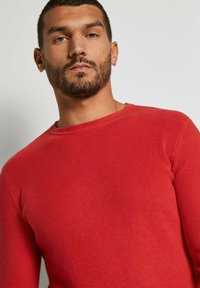 TOM TAILOR - Jumper - powerful red - 3