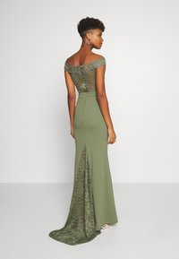 Missguided - Suknia balowa - green - 2