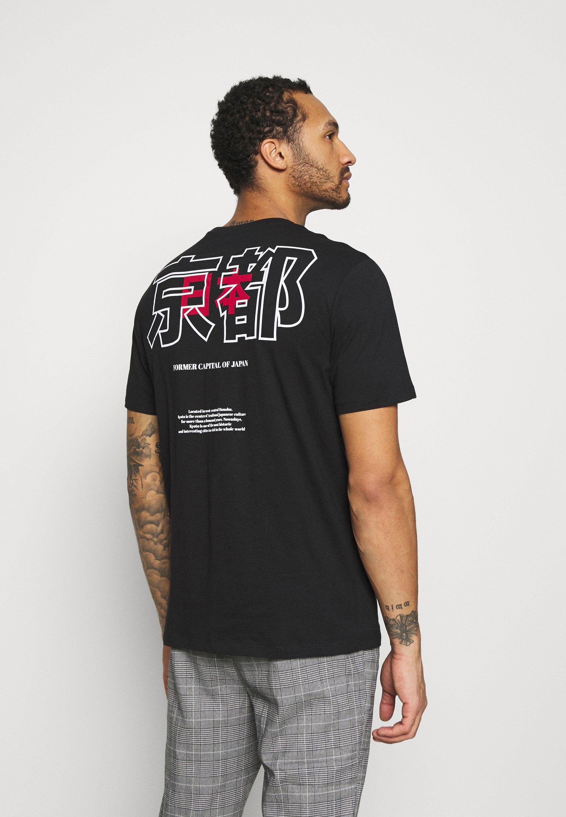 Men ONSAKI LIFE TEE - Print T-shirt