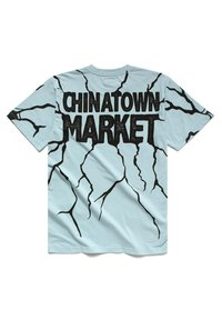 Chinatown Market - Print T-shirt - blue - 1