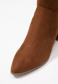 Steve Madden - JANEY - Over-the-knee boots - brown - 2