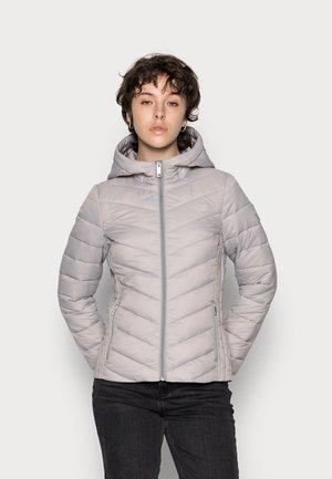 LIGHTWEIGHT PUFFER - Light jacket - quiet grey