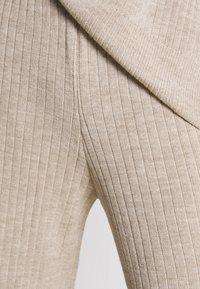 Trendyol - Long sleeved top - stone - 5