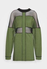The Ragged Priest - VIVID DRESS - Day dress - khaki/black - 0