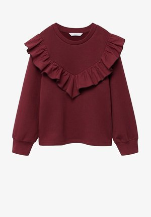 VUELA - Sweater - grenat
