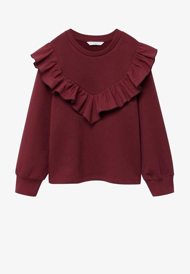 VUELA - Sweater - grenat