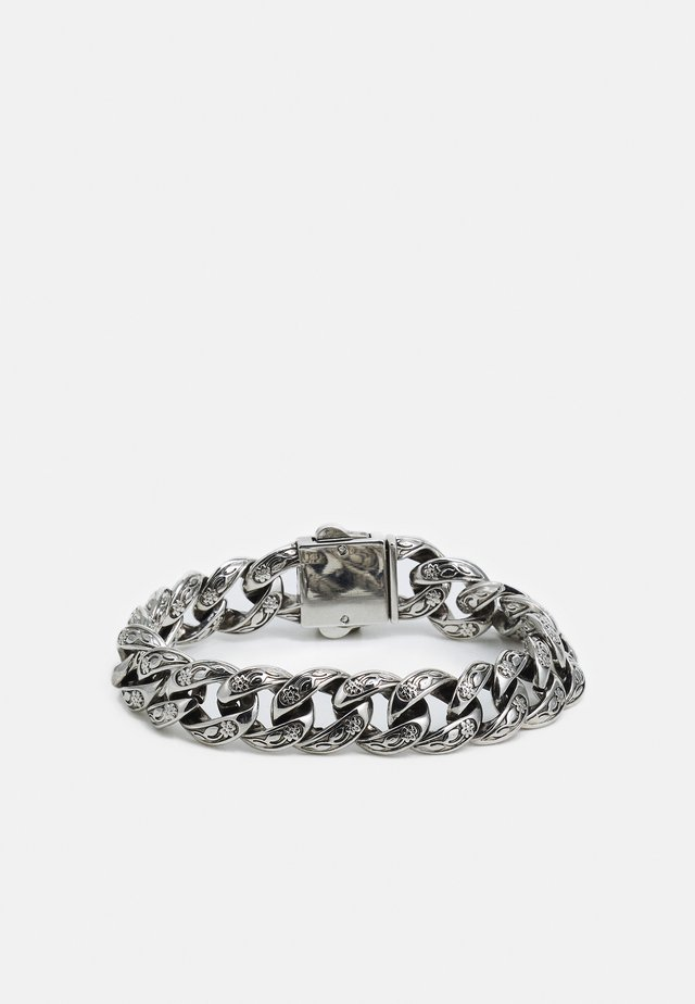 MONUMENTAL BASIC BRACELET - Bracciale - silver-coloured