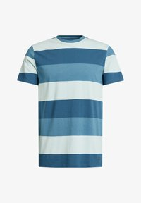 WE Fashion - Print T-shirt - blue - 5
