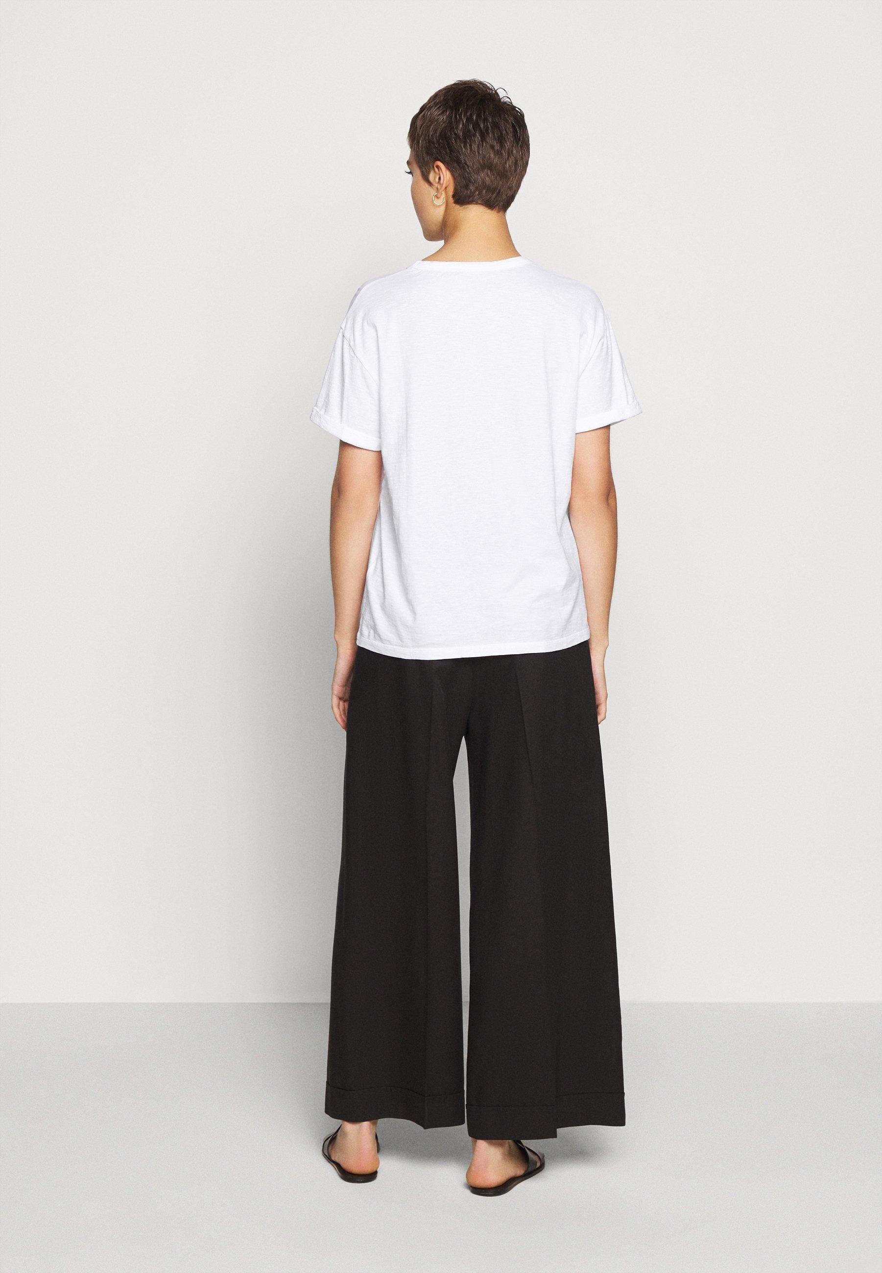 Las Compras En Línea Ropa de mujer DRYKORN LARIMA Camiseta básica weiß 9Q7AVa