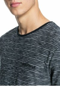 Quiksilver - KENTIN - Print T-shirt - kentin black - 3