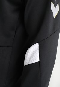 Hummel - TECH MOVE ZIP HOOD - Training jacket - black - 5