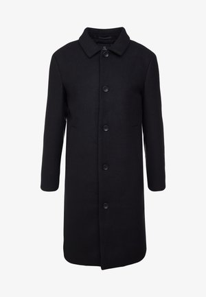 ASLAN COAT - Mantel - black