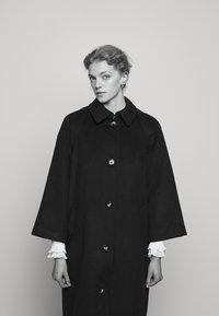 Bruuns Bazaar - JASMINA BOLETT COAT - Classic coat - night sky - 3