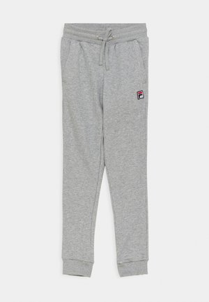 LARRY KIDS - Jogginghose - light grey melange