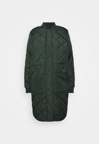 Selected Femme - SLFNATALIA QUILTED COAT - Bomber Jacket - scarab - 3