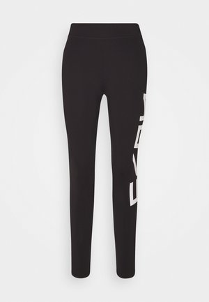 DELISEA - Leggings - Hosen - black