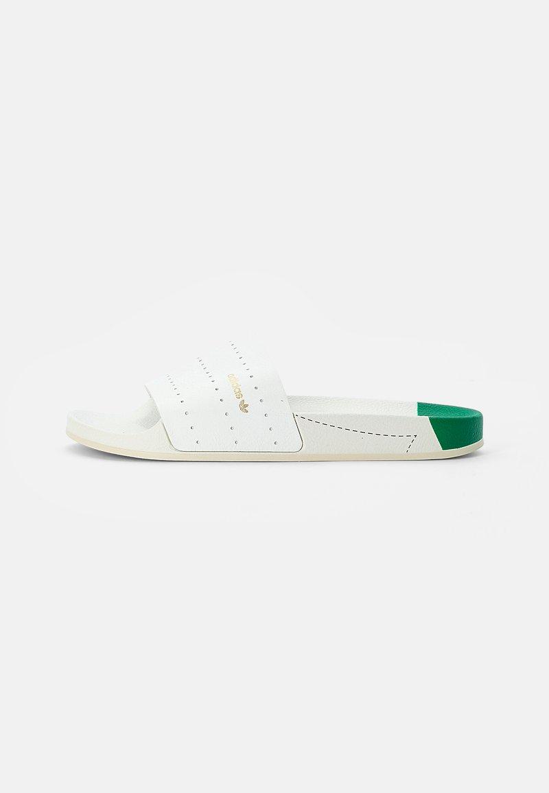 adidas Originals - ADILETTE - Badsandaler - white