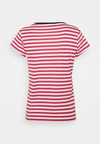 edc by Esprit - CAP SLEEVE - Print T-shirt - blush - 1