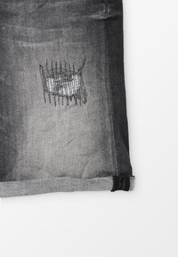 Blue Effect - BOYS - Denim shorts - black medium - 5