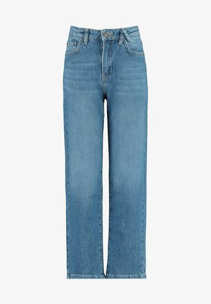 KATHY JR - Straight leg jeans - lightning indigo