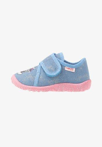 SPOTTY - Slippers - blau