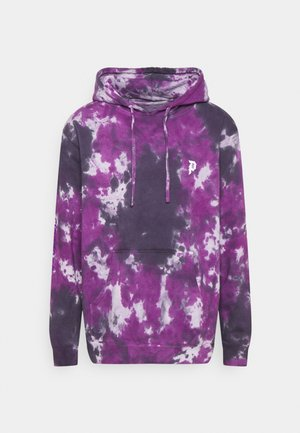 GOKU BLACK ROSE WASHED HOOD - Sweatshirt - purple