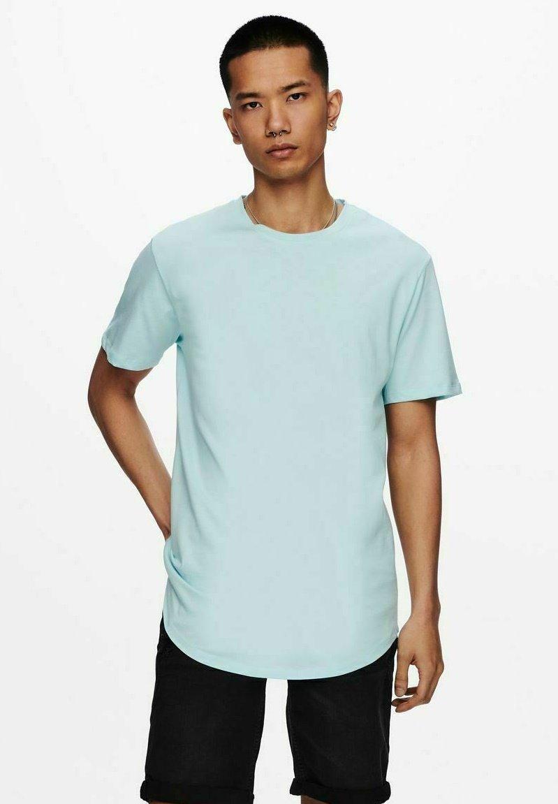 Only & Sons - ONSMATT - T-shirt - bas - blue glow