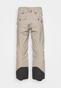 State of Elevenate - WOMENS BACKSIDE PANTS - Pantaloni da neve - tan - 8