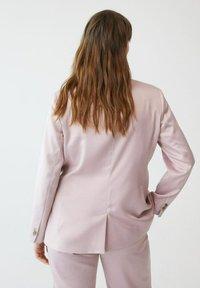 Violeta by Mango - Blazer - rosa - 2