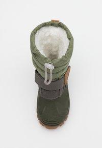 Lurchi - FINN - Zimní obuv - light olive - 3