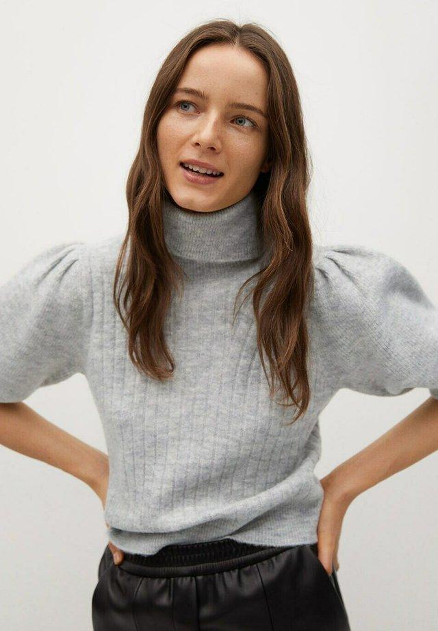 HERA - Jednoduché triko - gris