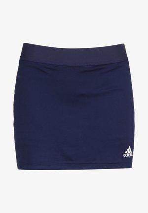 TEAM 19 SKORT DAMEN - Sports skirt - navy blue / white