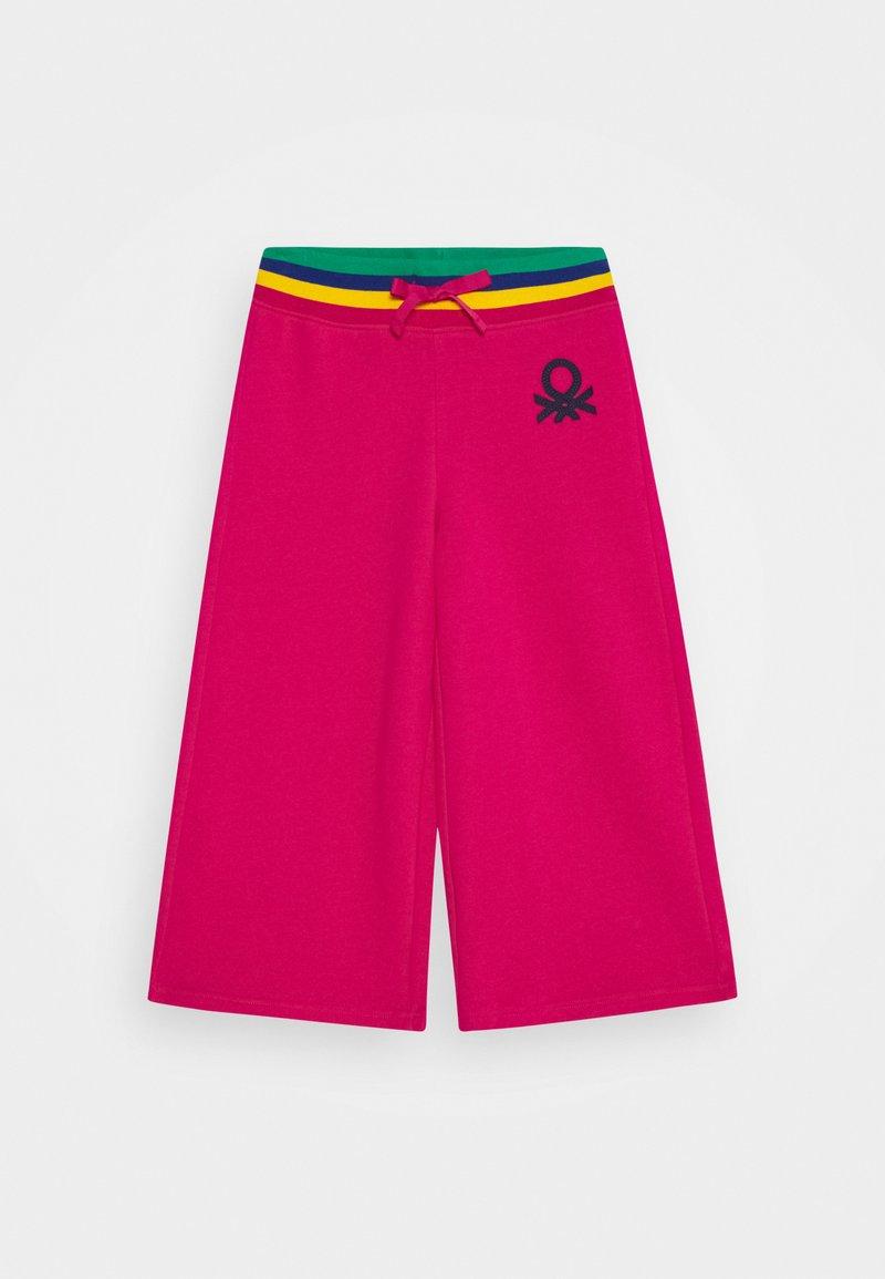 Benetton - BASIC GIRL - Kalhoty - pink
